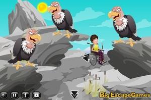 Jouer à Handicap escape 3