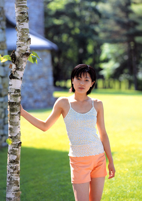 Photobooks : ( Mika Katsumura : FIRST PHOTOBOOK RELAX )