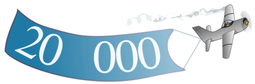 20.000 VISITES