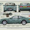 Aston Martin DB7 Vantage 1993-2003