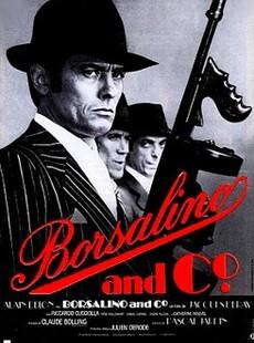 Borsalino & Co. : Pendant les années 1930 Marseille ressemble à Chicago pour ses luttes sanglantes entre bandes pour le contrôle des activités illégales et très lucratives. Roch Siffredi a perdu son partenaire, François Capella, lâchement tué par un truand. Il est prêt à tout pour le venger. ...  (1h50min)