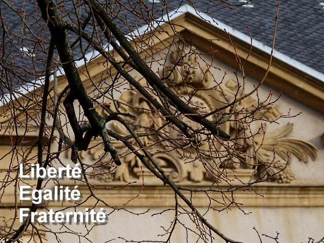 Egalité Liberté Fraternité - Hiver Marc de Metz 2011