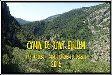 Le Camin de Sant Guillem #12 Les Natges → Saint-Guihlem-le-Désert