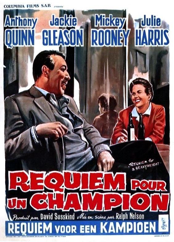 Résultats de recherche d'images pour «Requiem pour un champion (1962) jp»