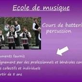 Inscriptions - Ecole de musique - Bagadig Beuzeg Ar C'hab