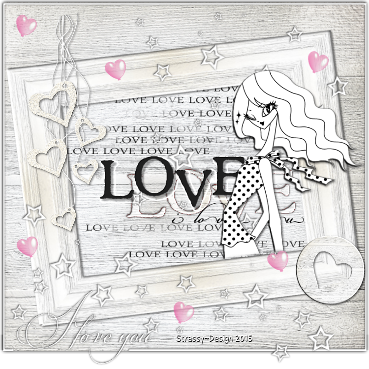 Love kit scrap - Chez Yolie