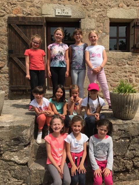 Séjour au Croux à Saint Léger Sous Beuvray : Classes de CP-CE1 et CE2-CM1
