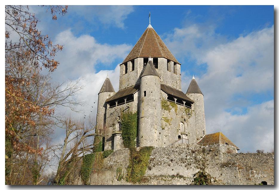 cité medieval provins