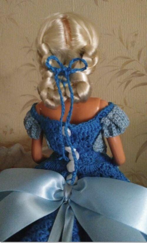 "Barbie ""Bal des débutantes"" de Mamgaz"