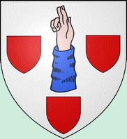 Alsace Haut-Rhin Route des Vins blason Ribeauvillé