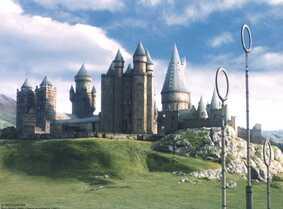Poudlard, école de sorcellerie