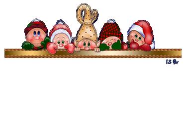 Barres Noël 2