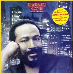 Marvin Gaye - Midnight Love - Complete LP