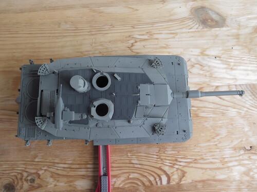 Leopard 2 Revolution