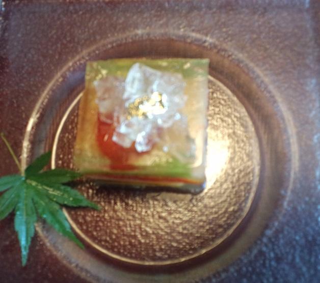 Un restaurant de tofu.