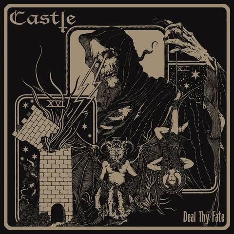 CASTLE - Un nouvel extrait de l'album Deal Thy Fate dévoilé