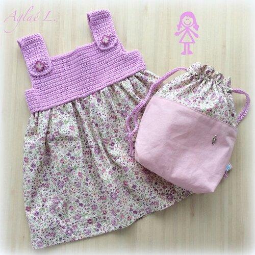 Une nouvelle petite robe toute mignonne