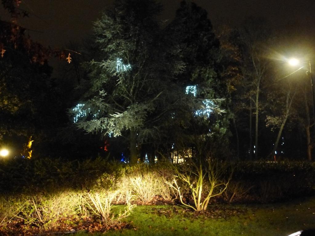 Les Illuminations de Saint Cyr sur Loire