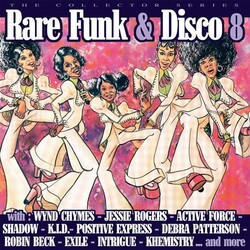 V.A. - Rare Funk & Disco - Vol.8 - Complete CD