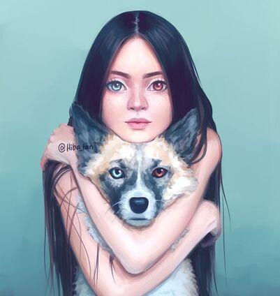 Heterochromia by Hiba-tan.deviantart.com on @DeviantArt: