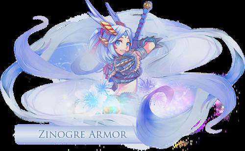 Zinogre Armor