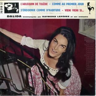 Dalida, 1960