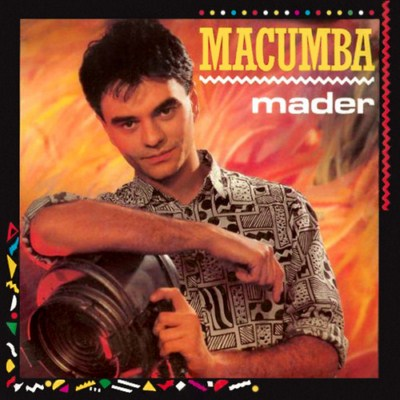 Jean-Pierre Mader - Macumba (1985)