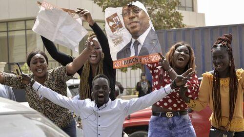 Sénégal: le président Macky Sall réélu