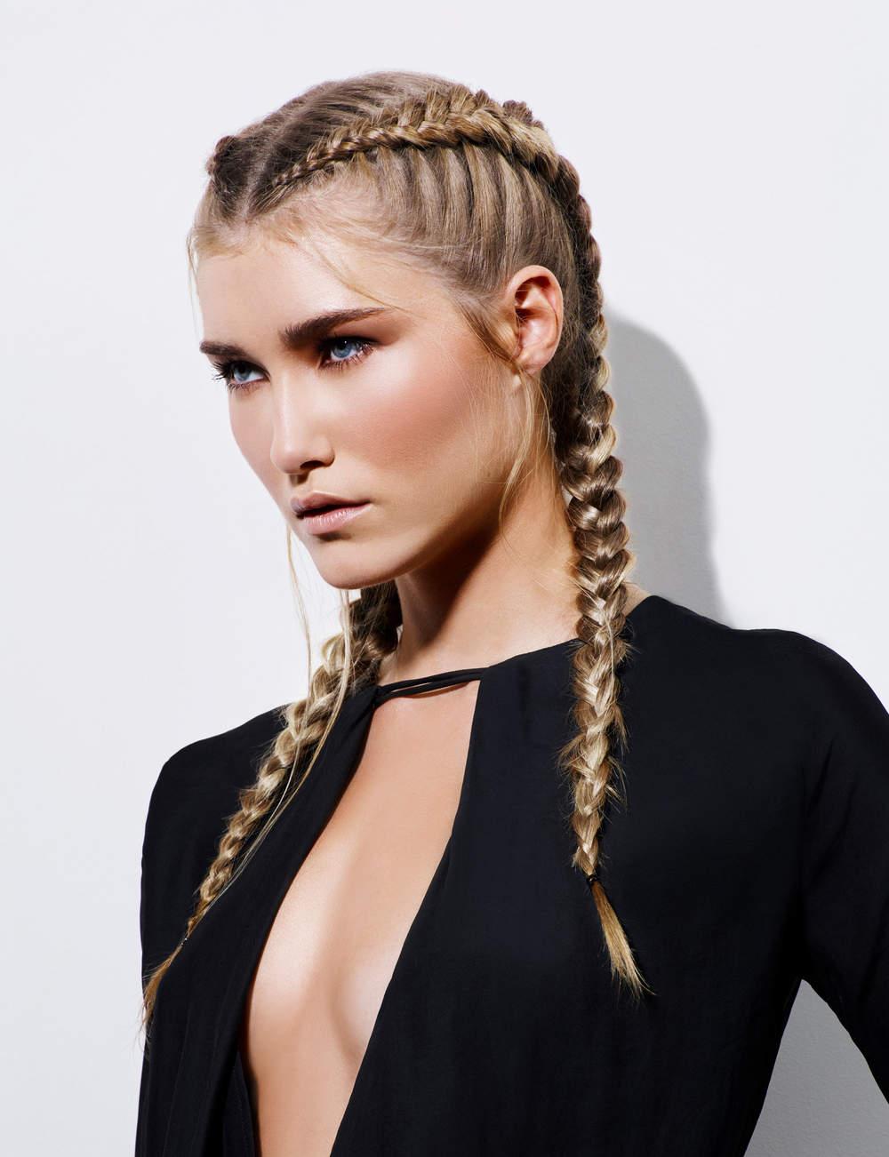 Façon boxer braids