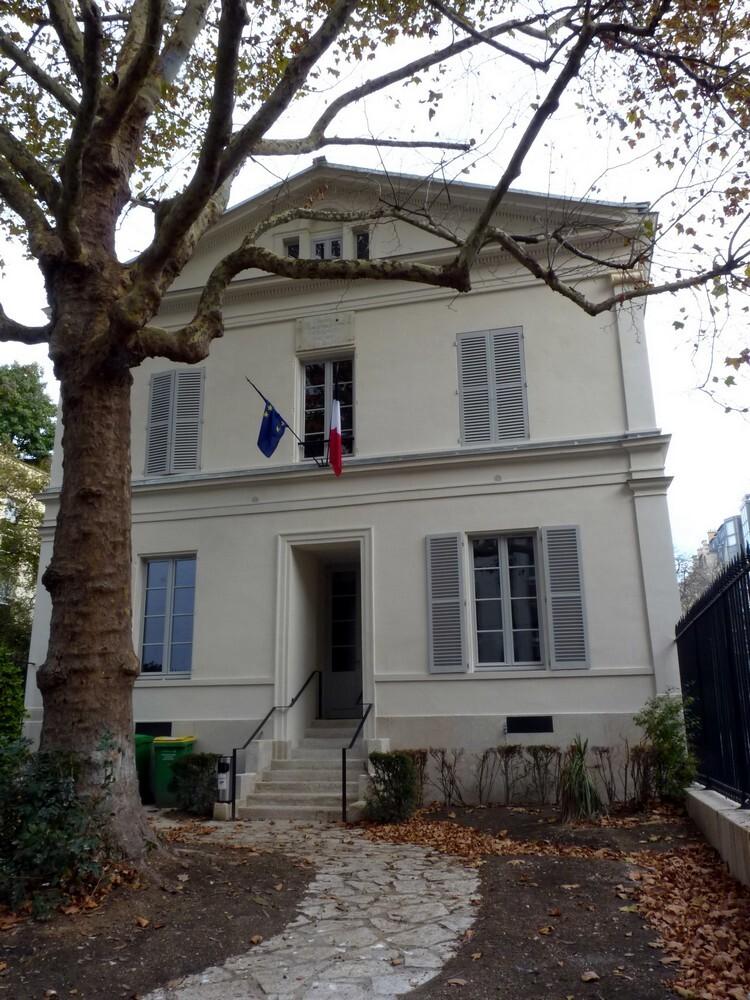 Ancienne mairie de Grenelle