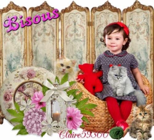 Créations bisous