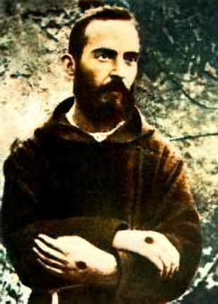 23 Septembre Mort du Saint Padre Pio