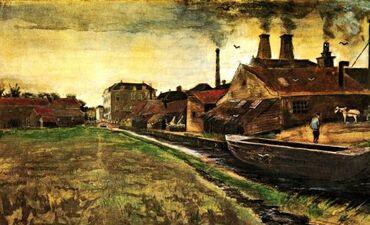 iron minier, hague,  Borinage , Mons ,2015, BAM, Vincent van Gogh vit sa naissance de peintre