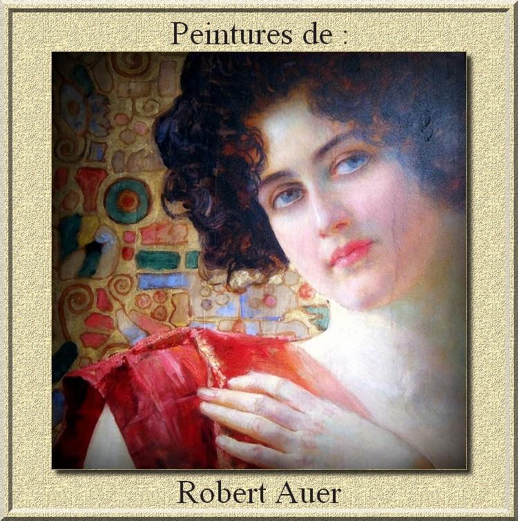 Peintures de : Robert Auer