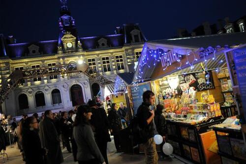 Poitiers : lancement des animations de Noël