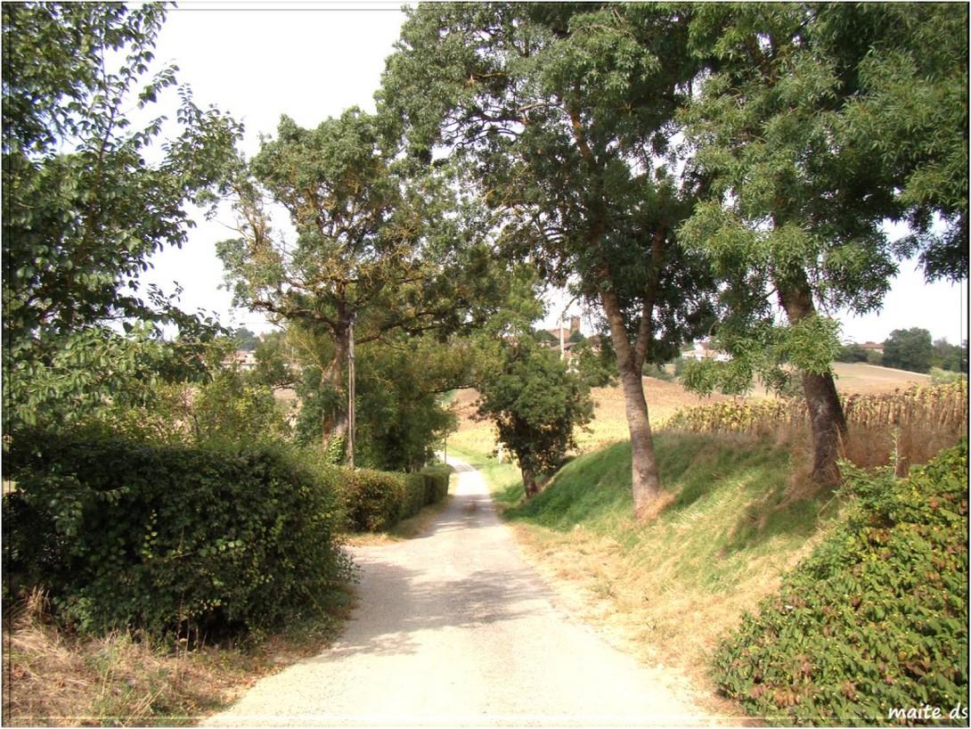 Le village de mon enfance