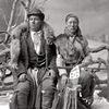 the Tsuu T'ina (Sarcee) 1st nations of Canada