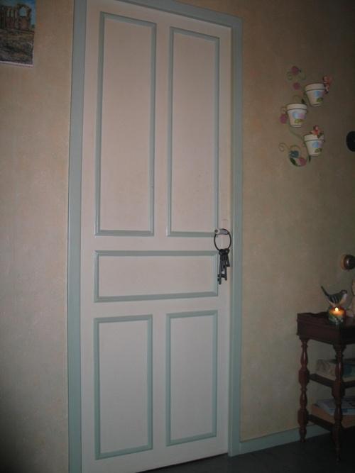La porte du Fantôme....