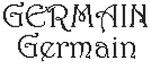 Dictons de la St Germain + grille prénom !