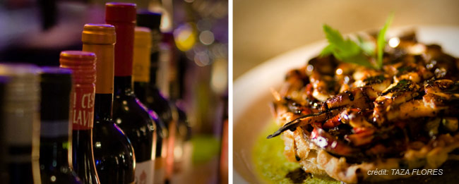 Restaurant:  restos 2013, #4: Taza Flores