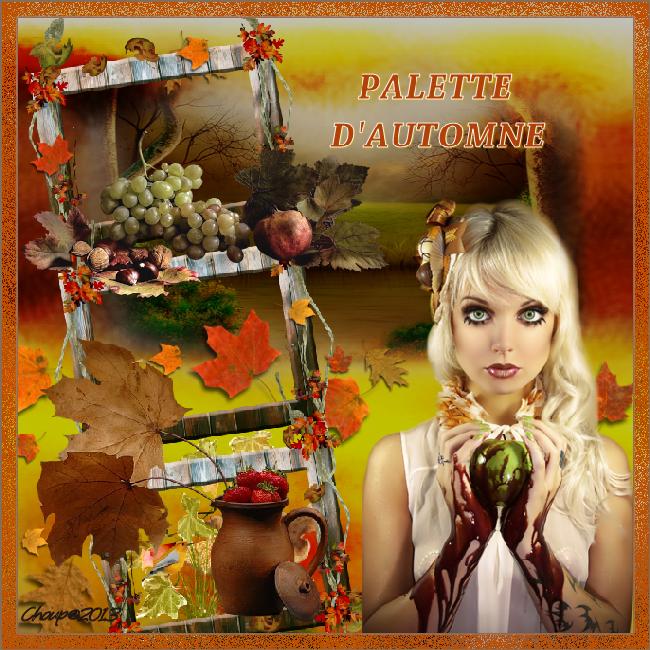 La douceur de l'automne