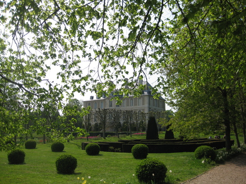 Le château de Vandeuvre