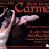 CARMEN BALLET FLAMENCO SALLE PAUL GARCIN