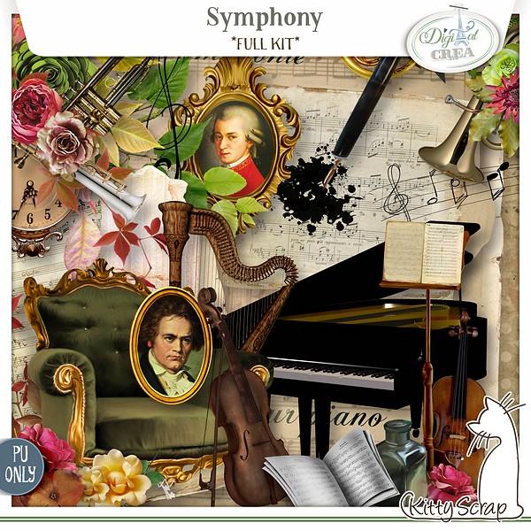kit symphony de kittyscrap