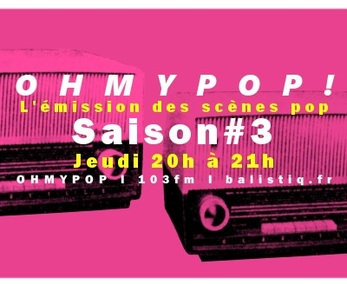 Interview OhMyPop (17 septembre 2014)