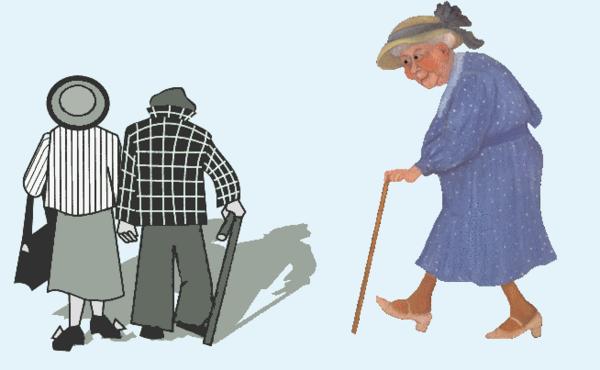 Histoires: Avis important aux personnes d' un certain âge