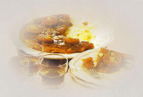 """Patisserie """" Tatins aux abricots"""""""