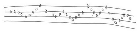 Un chant du XVème siècle gravé sur une pierre a été ressuscité