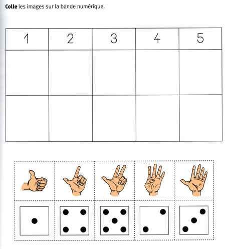 Activités mathématiques MS - période 2
