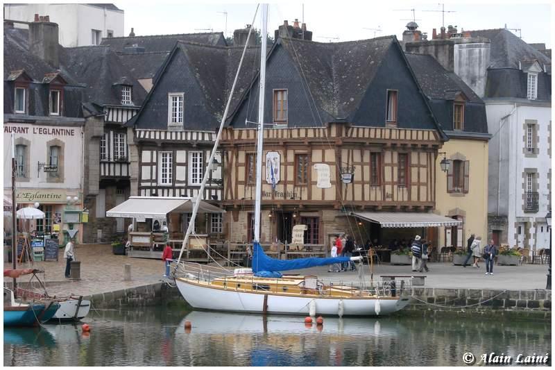 Auray - Port de St Goustan - Morbihan (2/2)
